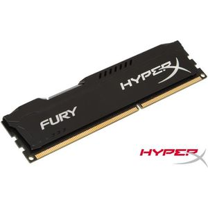 MÉMOIRE RAM HyperX FURY Black 8Go DDR3 186    HX318C10FB/8