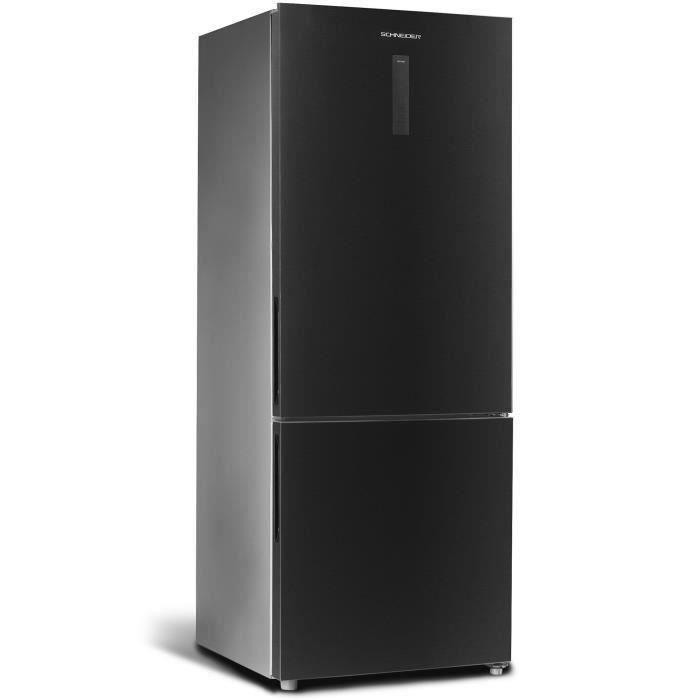 RÉFRIGÉRATEUR CLASSIQUE SCHNEIDER SCWCB430NFBS - Réfrigérateur combiné - 4