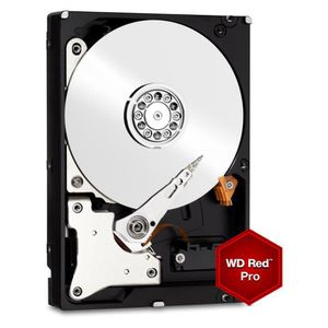 DISQUE DUR INTERNE WD Disque dur HDD Red Pro - 10To - 256Mo - 3,5