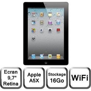TABLETTE TACTILE Apple Nouvel iPad noir 9,7