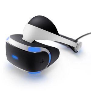 CASQUE RÉALITÉ VIRTUELLE PlayStation VR - Casque de réalité virtuelle PS4