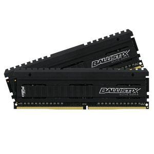MÉMOIRE RAM BALLISTIX ELITE MÉMOIRE PC KIT - DDR4 - 16GB (8GB*
