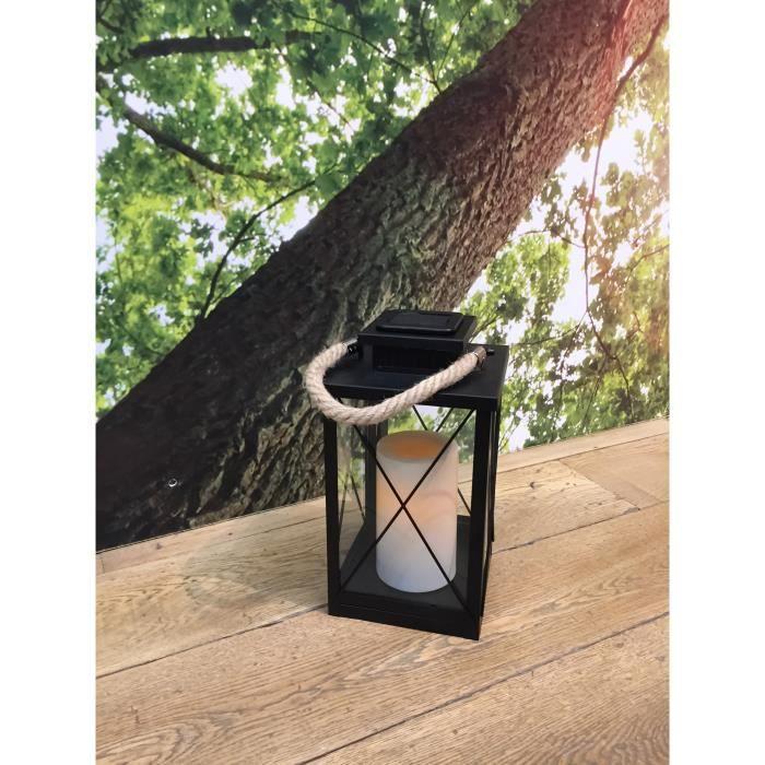 lanterne a bougie exterieur achat vente pas cher. Black Bedroom Furniture Sets. Home Design Ideas