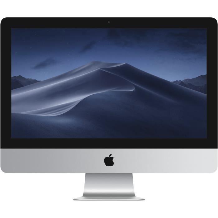 """ORDINATEUR TOUT-EN-UN iMac 21,5"""" 4K Retina - Intel Core i5 - RAM 8Go - 1"""