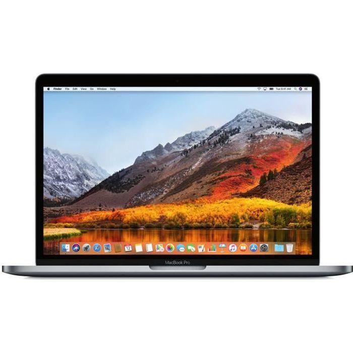 ORDINATEUR PORTABLE APPLE MacBook Pro MPXQ2FN/A - 13,3 pouces Rétina -