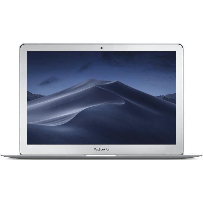ORDINATEUR PORTABLE APPLE MacBook Air MQD32FN/A - 13 pouces - Intel Co