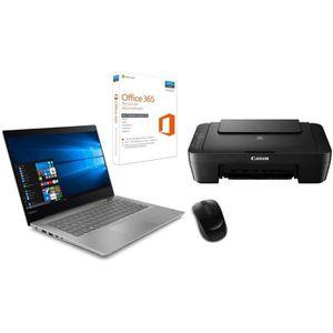 ORDINATEUR PORTABLE Pack PC Portable LENOVO 320S - 14 pouces - i5-7200