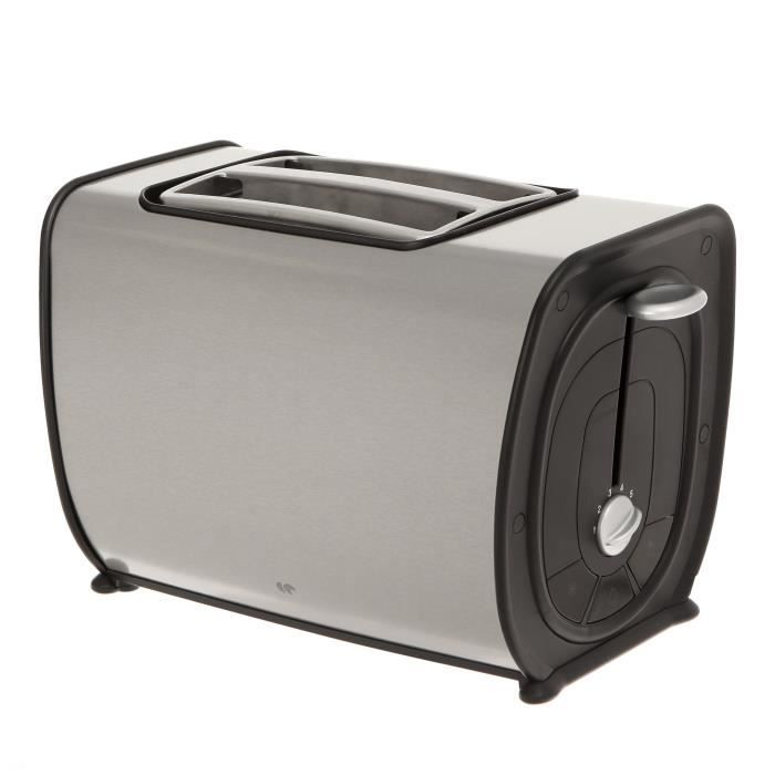 GRILLE-PAIN - TOASTER CONTINENTAL EDISON CEGP2FSS Grille pain - Inox