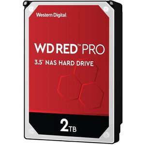 DISQUE DUR INTERNE WD Red™ Pro - Disque dur Interne NAS - 2To - 7 200