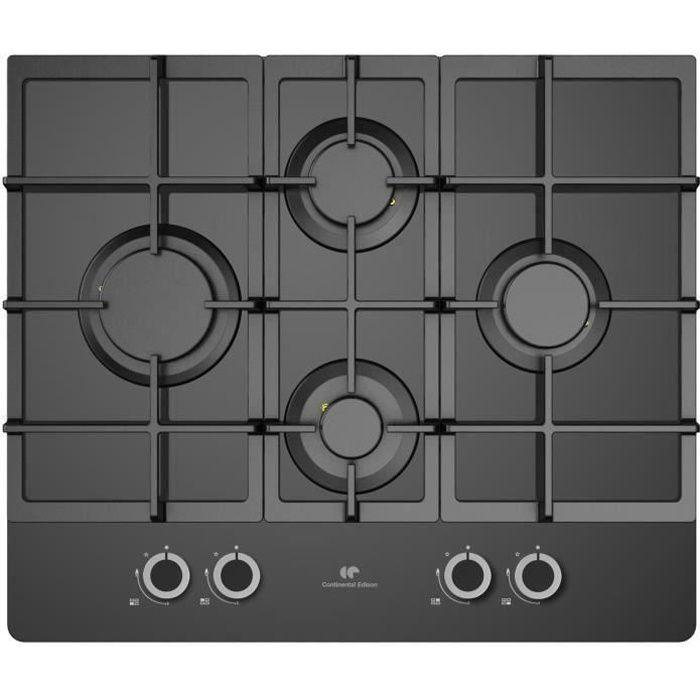 à bas prix 486c8 34e1d Plaque de cuisson gaz Continental edison - Achat / Vente pas ...