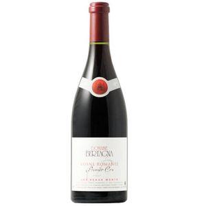 VIN ROUGE Domaine Bertagna 2014 Vosne Romanée 1er Cru - Vin
