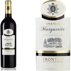 VIN ROUGE Château Marguerite 2015 Fronton - Vin rouge du Sud