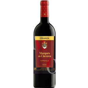 VIN ROUGE Marqués de Cáceres 2014 Crianza Vin rouge Espagne