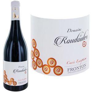 VIN ROUGE Domaine Roudoule 2014 Fronton - Vin rouge du Sud-O