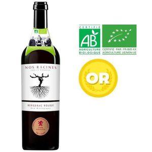 VIN ROUGE Vignobles Raymond Nos Racines 2016  Côtes de Berge