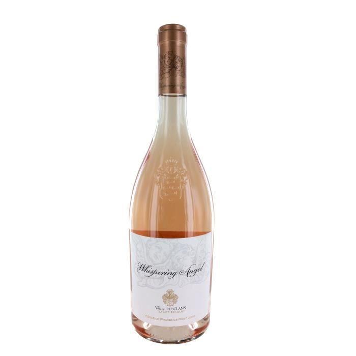 VIN ROSÉ Whispering Angel AOP Côtes de Provence 2016 - Rosé