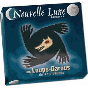 JEU SOCIÉTÉ - PLATEAU Les Loups-Garous de Thiercelieux - Nouvelle Lune E