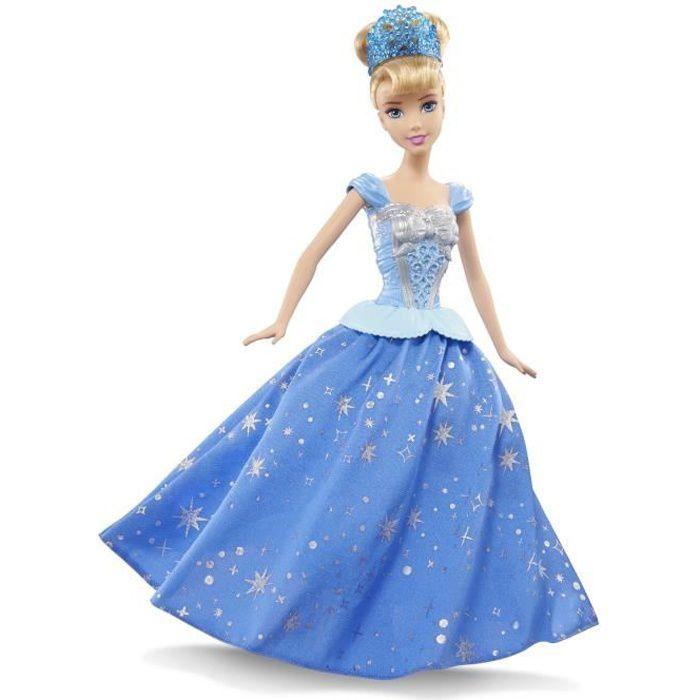 Disney princesses cendrillon robe virevoltante achat for Robe de cendrillon pour mariage