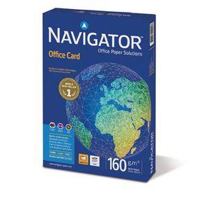 PAPIER IMPRIMANTE Navigator 250 feuilles Office Card 160g A4