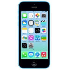 SMARTPHONE APPLE iPhone 5C 16 Go Bleu 4G