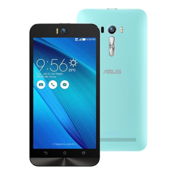 Asus Zenfone Selfie ZD551KL Full HD 32Go 4G Bleu