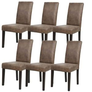 Chaises de salle manger achat vente chaises de salle for 6 chaises de salle a manger pas cher