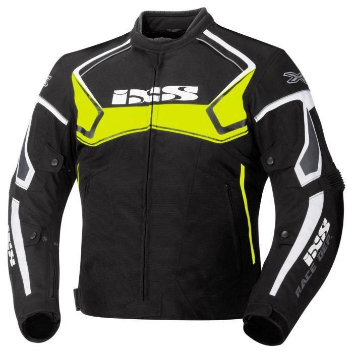 IXS Blouson Textile Moto X-Jacke Activo