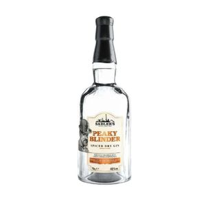 GIN Peaky Blinder - Spiced Gin - 40% - 70 cl