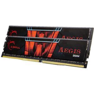 MÉMOIRE RAM G.Skill Mémoire PC Aegis - DDR4 - Kit 8Go (2x 4 Go