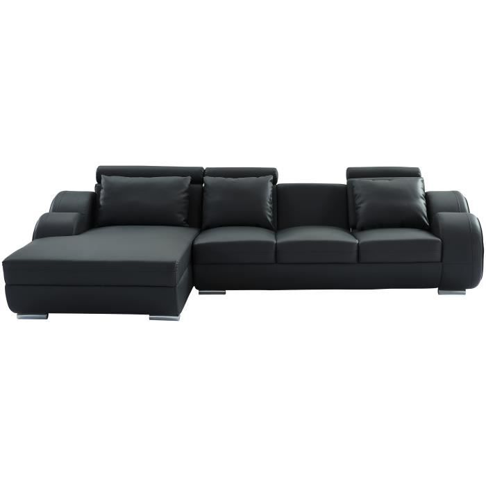 design intemporel 49963 bc07a Canapé d'angle relax