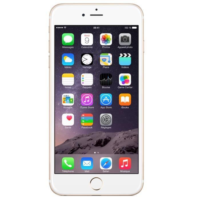 APPLE iPhone 6 Plus 16 Go Or - Achat smartphone pas cher, avis et ... e17d3bee0ae2