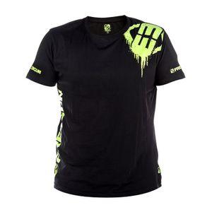 T-SHIRT FREEGUN T-shirt Polo Homme Freegun Vert
