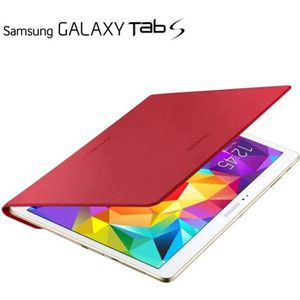 HOUSSE TABLETTE TACTILE Samsung Cover Rouge pour Galaxy Tab S 10''
