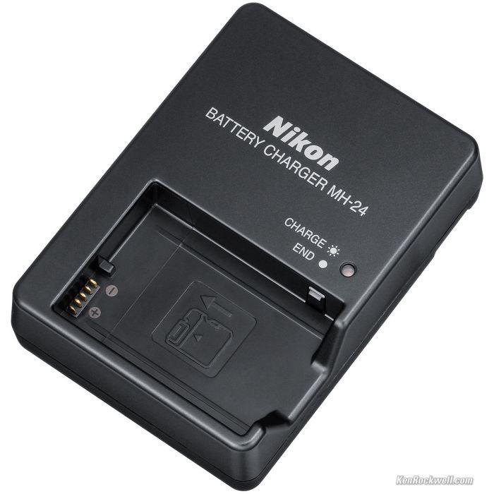 chargeur batterie nikon d3300