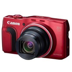 APPAREIL PHOTO COMPACT CANON POWERSHOT SX710 HS - CMOS 20 Mégapixels -...