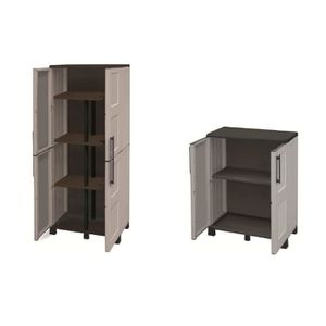 meuble rangement balai achat vente pas cher. Black Bedroom Furniture Sets. Home Design Ideas