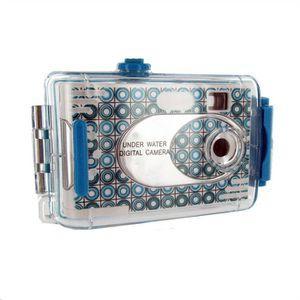 APPAREIL PHOTO COMPACT DIGITAL CONCEPTS Aqua Shot