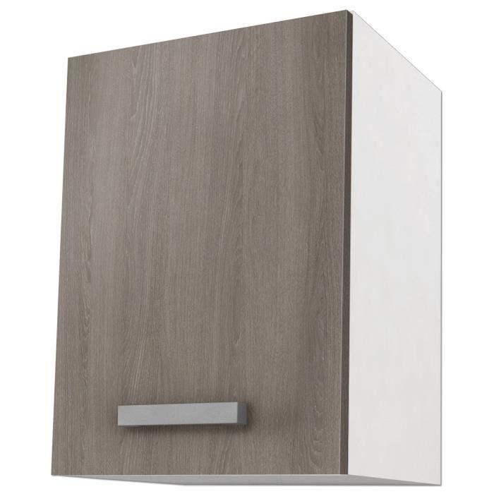 Start meuble de cuisine haut l 40 cm blanc et dé