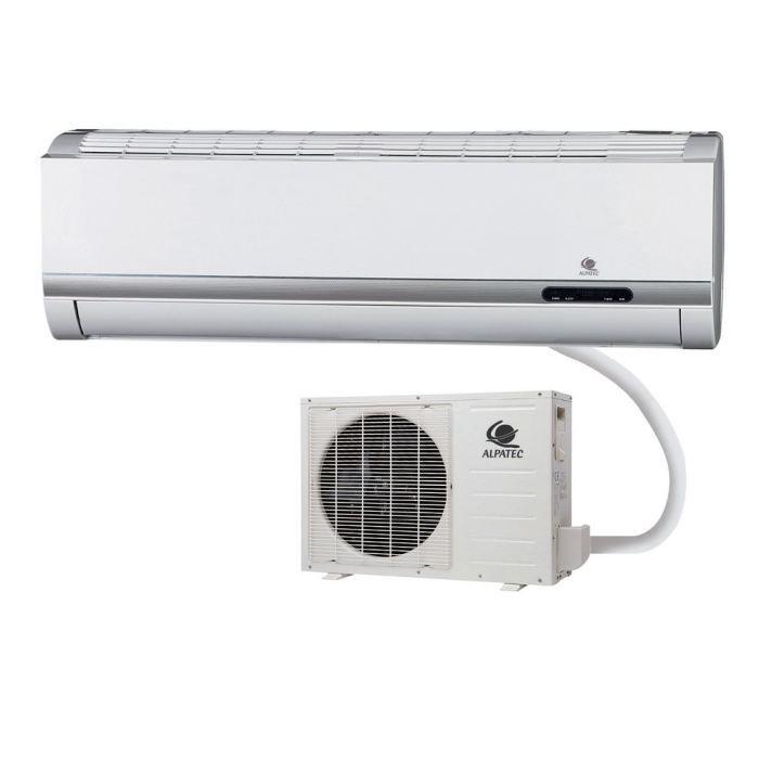 alpatec cmi12 - climatiseur fixe prêt à poser - achat / vente
