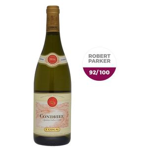VIN BLANC E.Guigal 2016 Condrieu - Vin blanc des Côtes du Rh