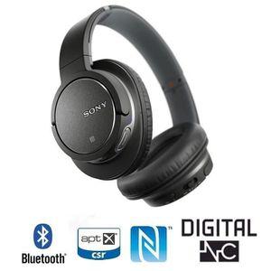 CASQUE - ÉCOUTEURS SONY MDRZX770BNBCE7 Casque arceaux Bluetooth / NFC