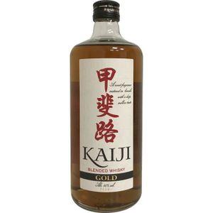 WHISKY BOURBON SCOTCH Kaiji Gold - Whisky Japonais - 40° - 70 cl
