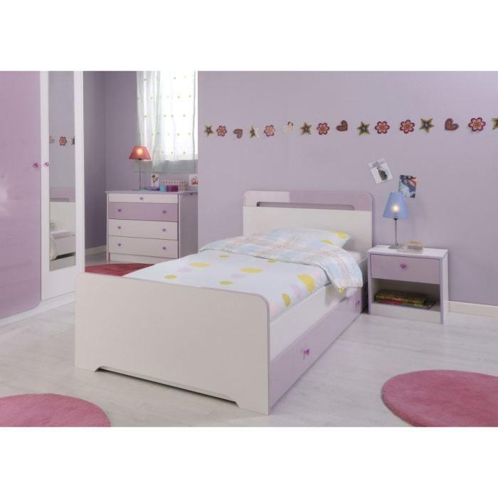 ladys lit enfant pour couchage 90x190 cm - Lit Enfant 90x190