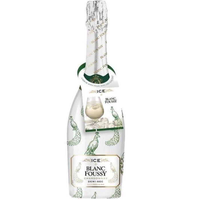 PÉTILLANT & MOUSSEUX Blanc Foussy Ice x1