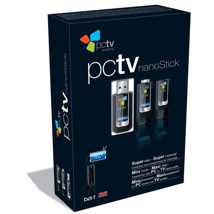 Cles usb tnt pour television prix pas cher cdiscount for Image hd pour pc