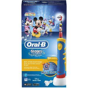 Brosses à dents électriques BRAUN D10511 BLEU