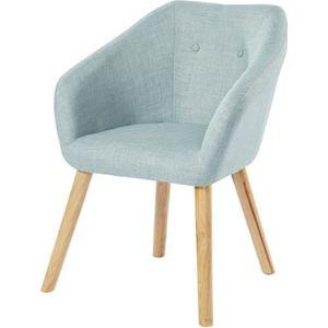 fauteuil bleu achat vente fauteuil bleu pas cher black friday le 22 11 18h cdiscount. Black Bedroom Furniture Sets. Home Design Ideas