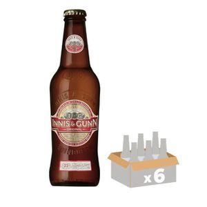 BIÈRE BIERE INNIS & GUNN ORIGINAL Bière Ambrée  33 cl x
