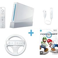 CONSOLE WII PACK Wii MARIO KART