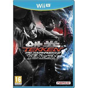 JEU WII U Tekken Tag Tournement 2 Jeu Wii U